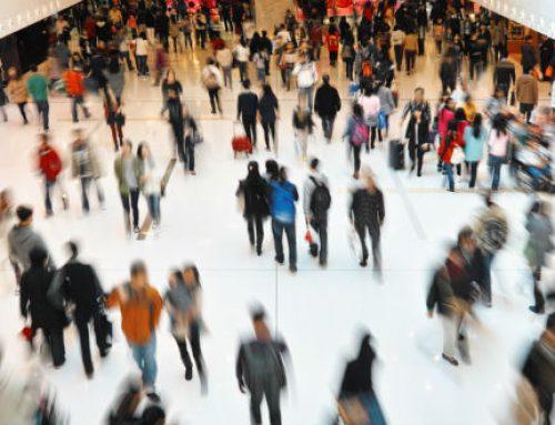 Shopping Conjunto Nacional renova ambiente com revestimento vinílico
